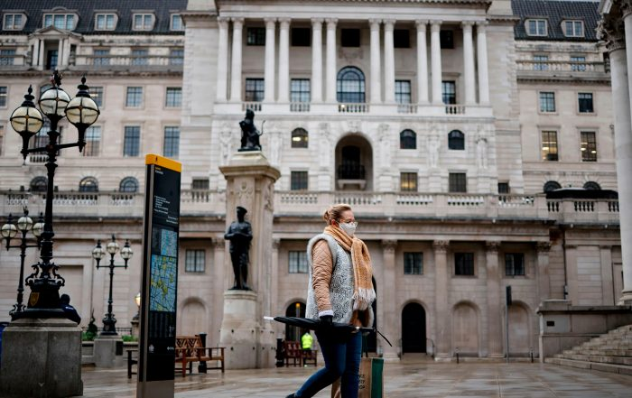 BOE Stress Test Considers Entrenched Societal Change on Covid-19