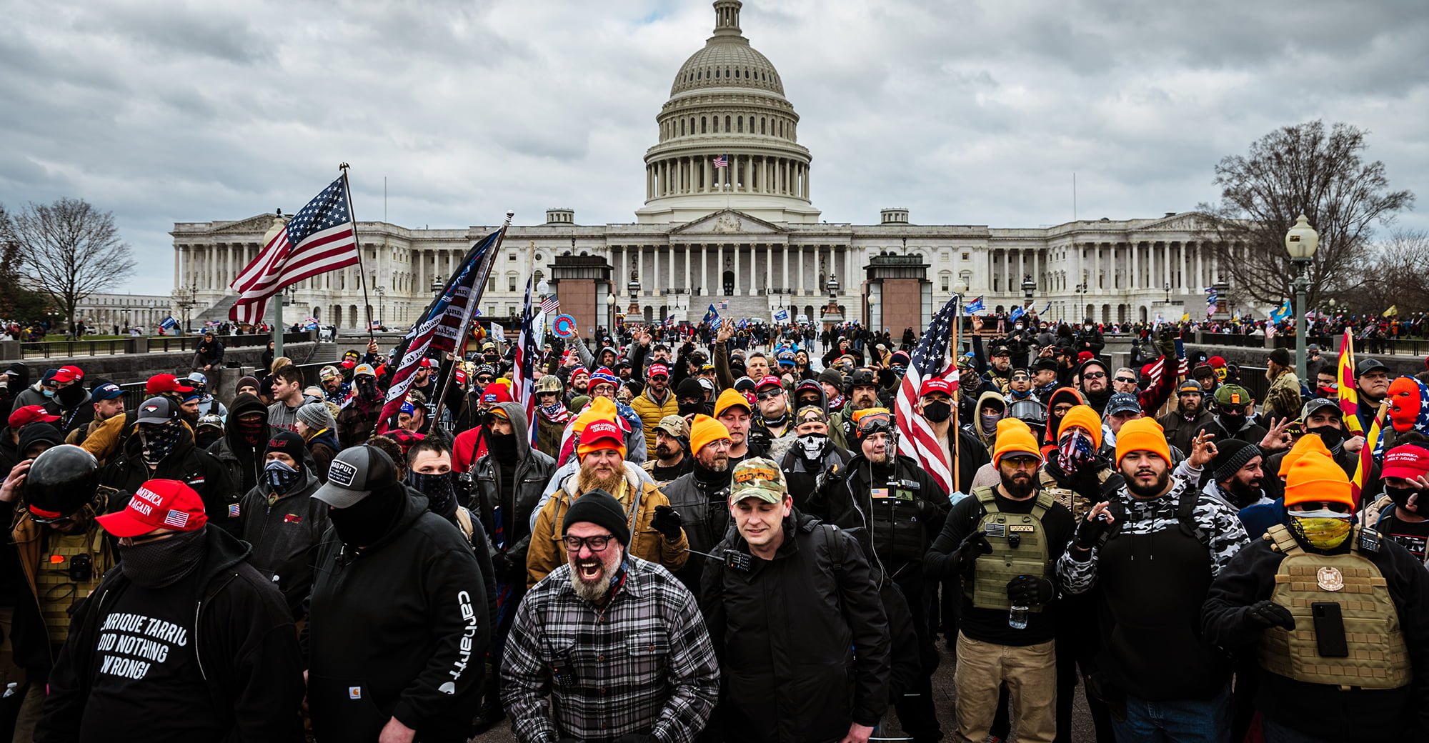 CRE Groups Condemn Mob Attack on U.S. Capitol