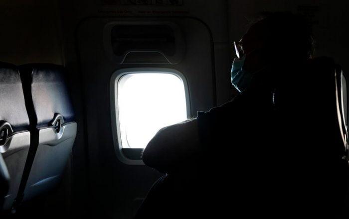 One 18-Hour Flight, Four Coronavirus Infections