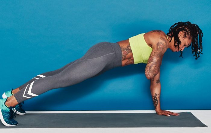 This Upper Body HIIT Workout Takes Less Than 30 Minutes