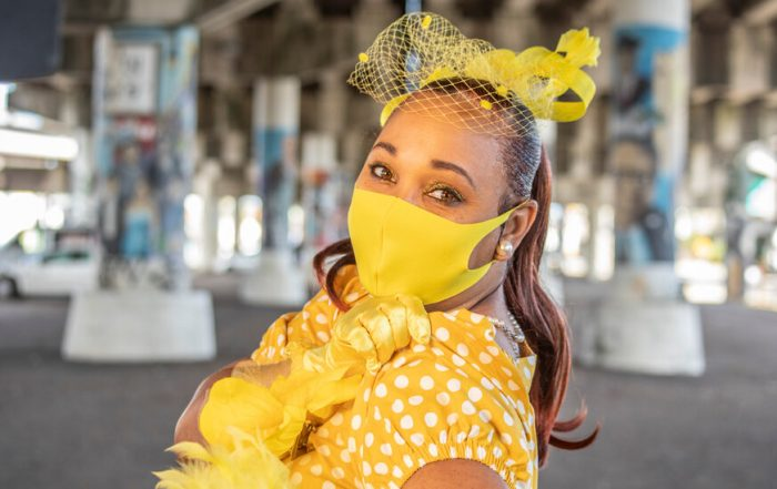 To Promote Vaccines, New Orleans Dances With Its Sleeves Rolled Up