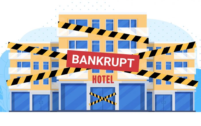 U.S. Bankruptcy Tracker: Hotel Filings Rise Amid Virus Spike