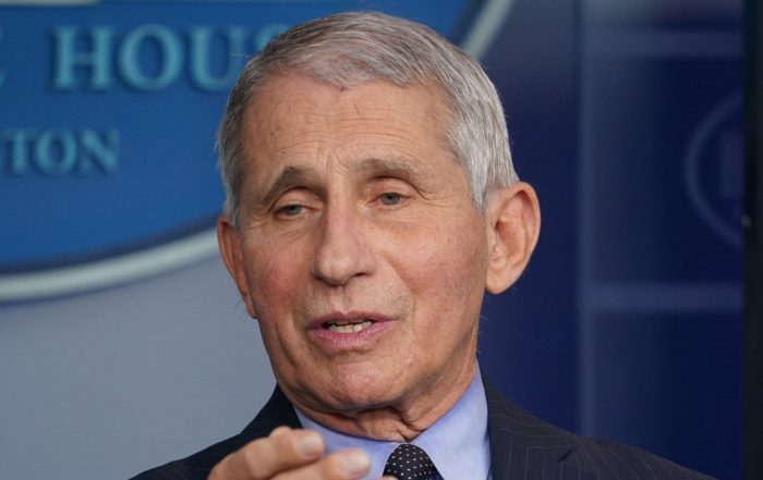 Dr. Fauci Says 'Virtually Everybody' Will Be Able to Start Getting a COVID-19 Vaccine By April