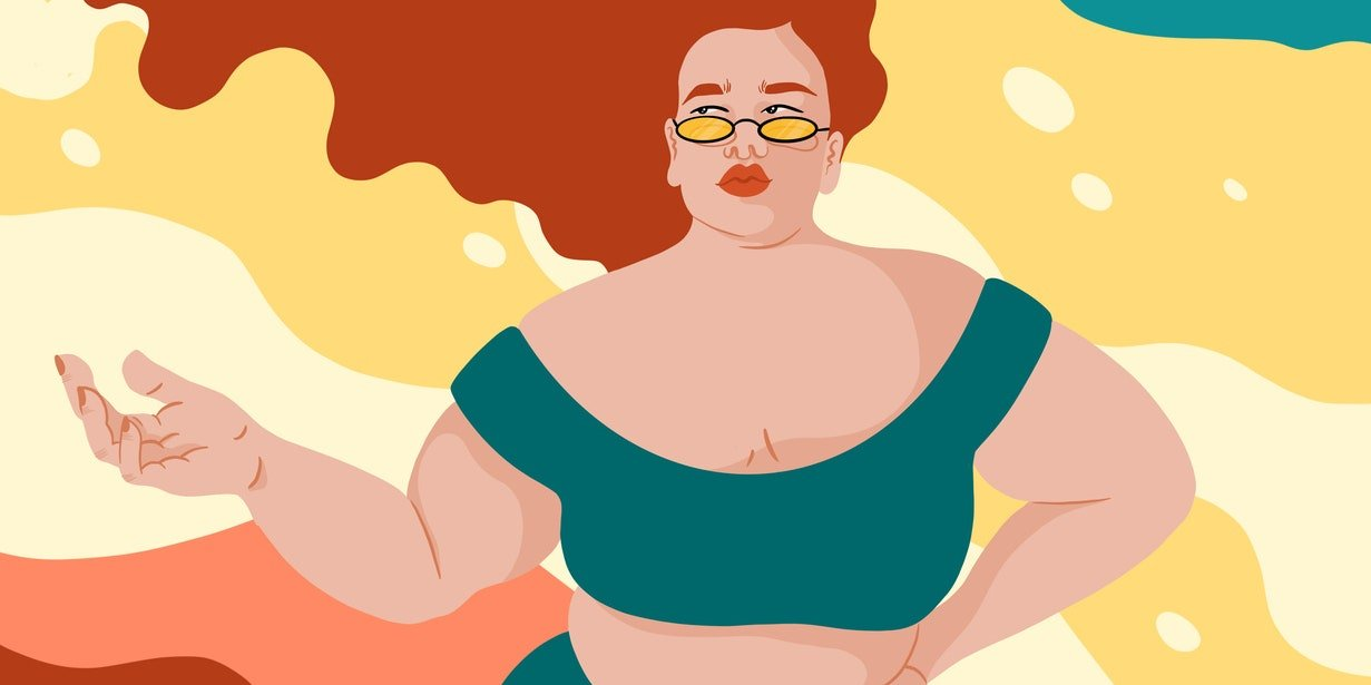 I'm Done Trying to Be a 'Perfect' Fat Person
