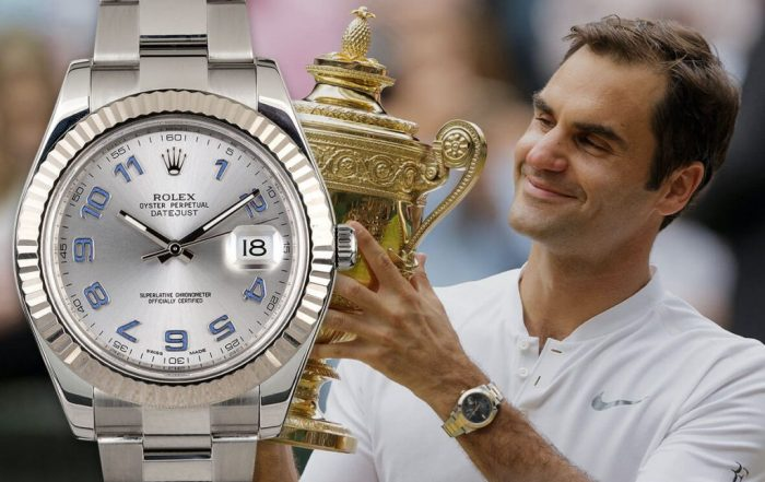 Rolex and The Tennis Players Who Wear Them, Australian Open 2021 Edition