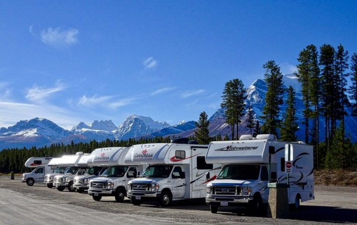 RV Storage Tips During the Cold Winter Months