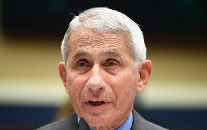 Dr. Fauci Says Politics Made Simple COVID-19 Public Health Measures 'Divisive'