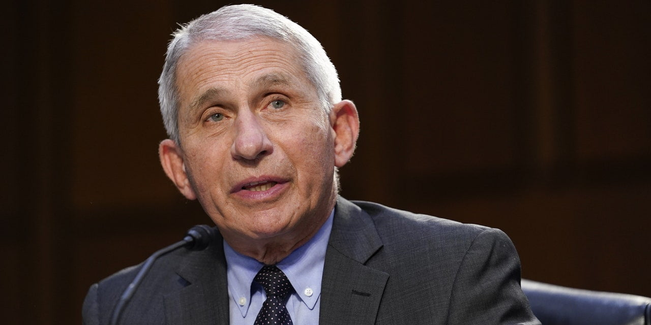 Dr. Fauci Says We Won't Reach Herd Immunity Until Kids Can Get COVID-19 Vaccines