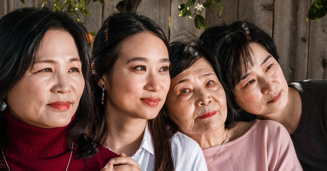 In a Role Reversal, Asian-Americans Aim to Protect Their Parents From Hate
