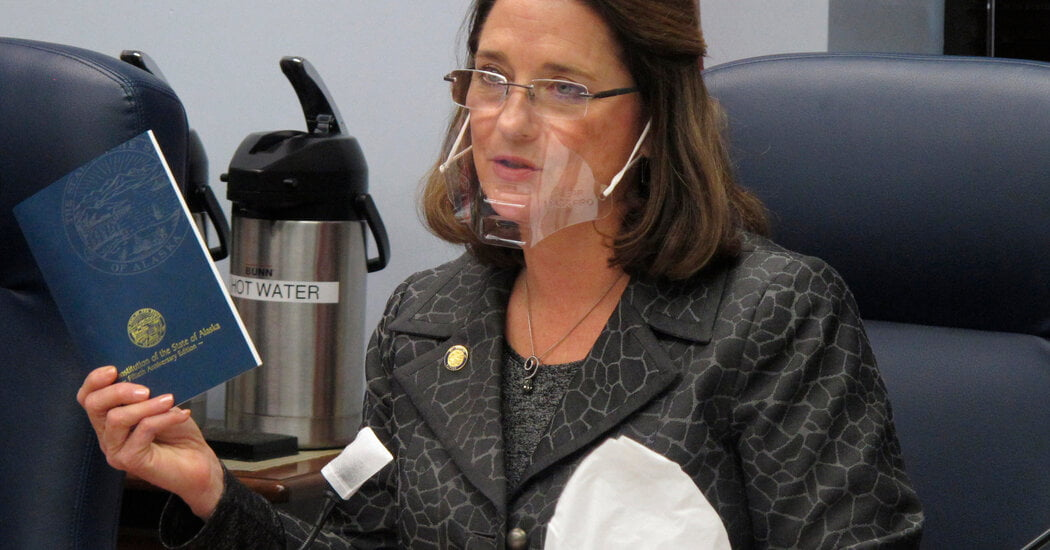 Airline Bars Alaska State Senator Over Mask Policy Violation