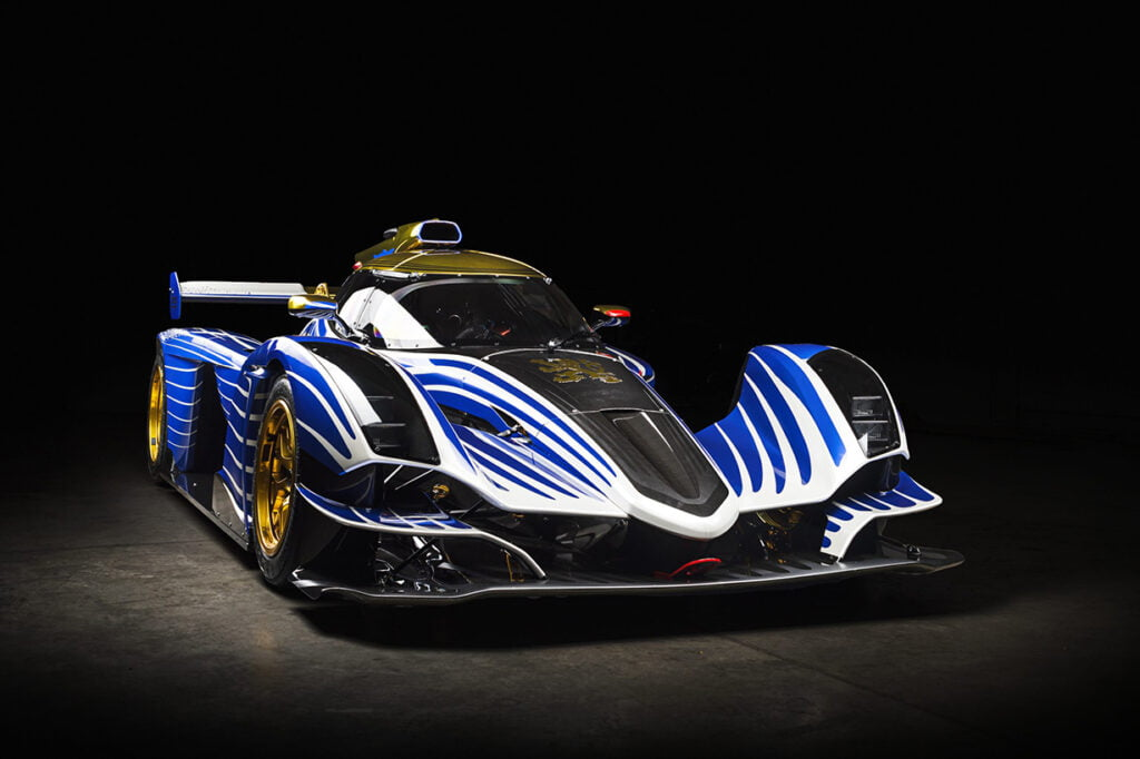 Praga R1: Where extreme is the new norm