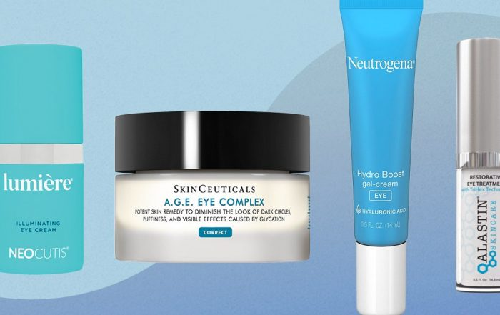 The 17 Best Eye Creams, According to Dermatologists