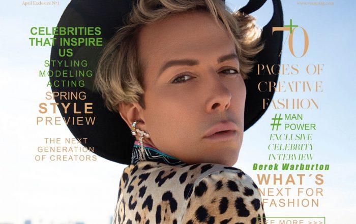 Celebrity Style Guru Derek Warburton gets candid with Vous Man