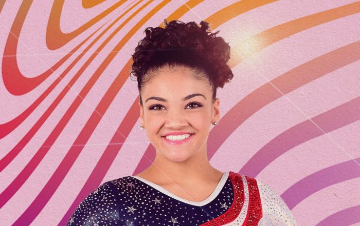 Laurie Hernandez on Self-Care, Olympics Pressure, and Her Pre-Competition Rituals