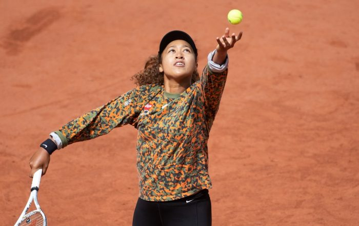 Naomi Osaka Won't Do Interviews at the French Open for Mental Health Reasons