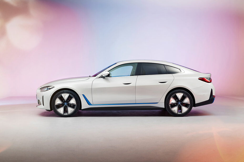 What to expect with BMW's first All-Electric Gran Coupé, BMW i4