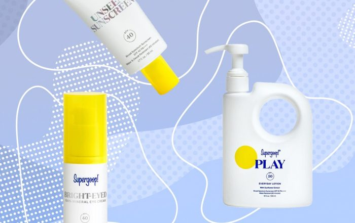 11 Summer-Friendly Sunscreens We Found on Sale at Supergoop!