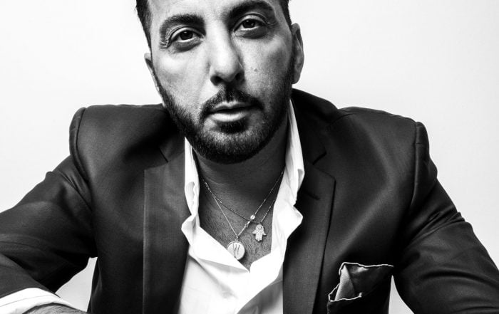 """Danny A. Abeckaser Is Set To Star In The Much-Anticipated Summer Crime Feature """"LANSKY"""""""