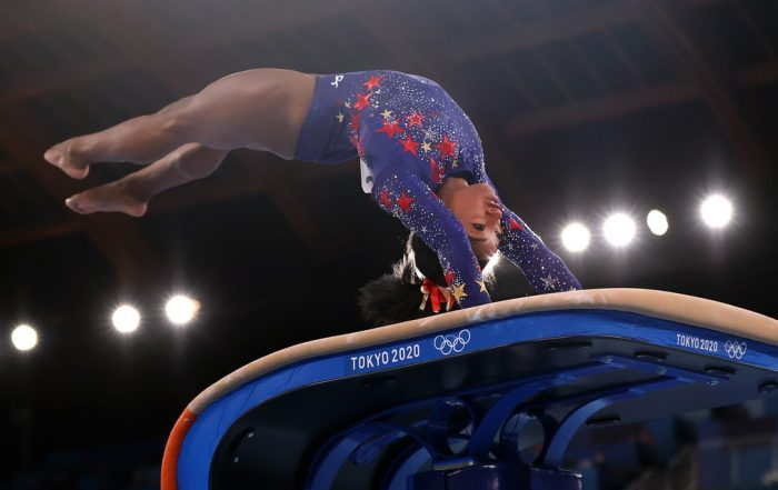 Watch Simone Biles Show How Dangerous the 'Twisties' Really Can Be