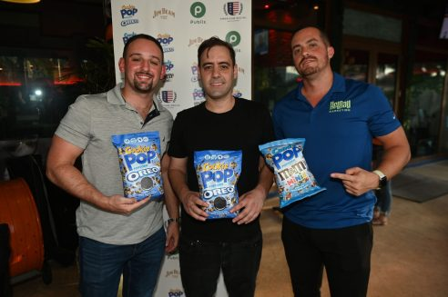 Candy Pop and Cookie Pop Launched Initiative with Jim Beam to Celebrate Their Retail Expansion With Miami Kickoff Event