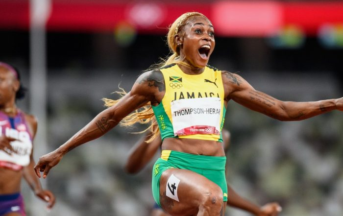 Elaine Thompson-Herah Is Officially the Fastest Woman Alive With Record-Breaking Olympic Win