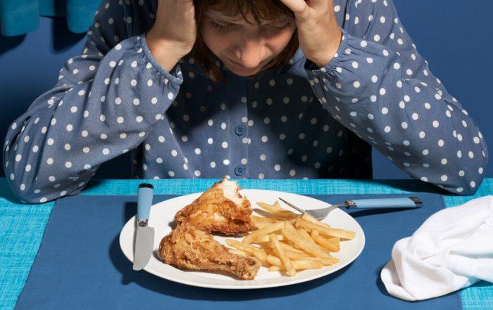 ¿Sufres de migraña? Quizás quieras comer más pescado