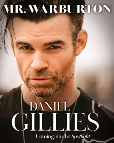 The Vampire Diaries and Virgin River star Daniel Gillies Gets Candid with Mr