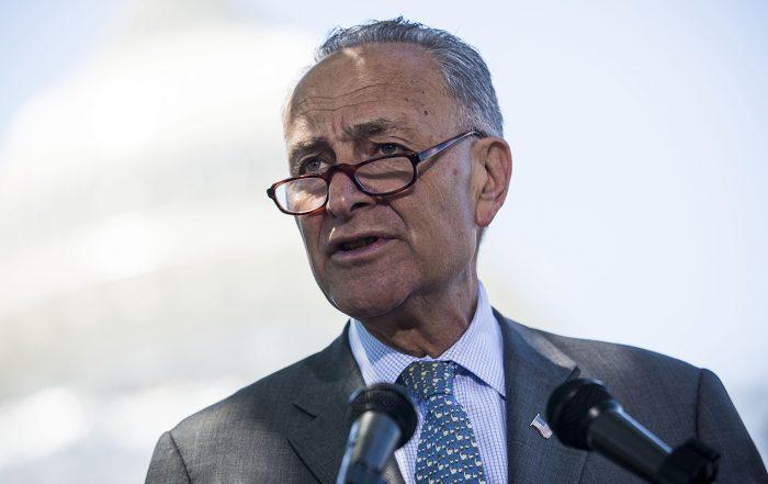 Senate Democrats Eye Taxes on Stock Buybacks, Excess CEO Pay