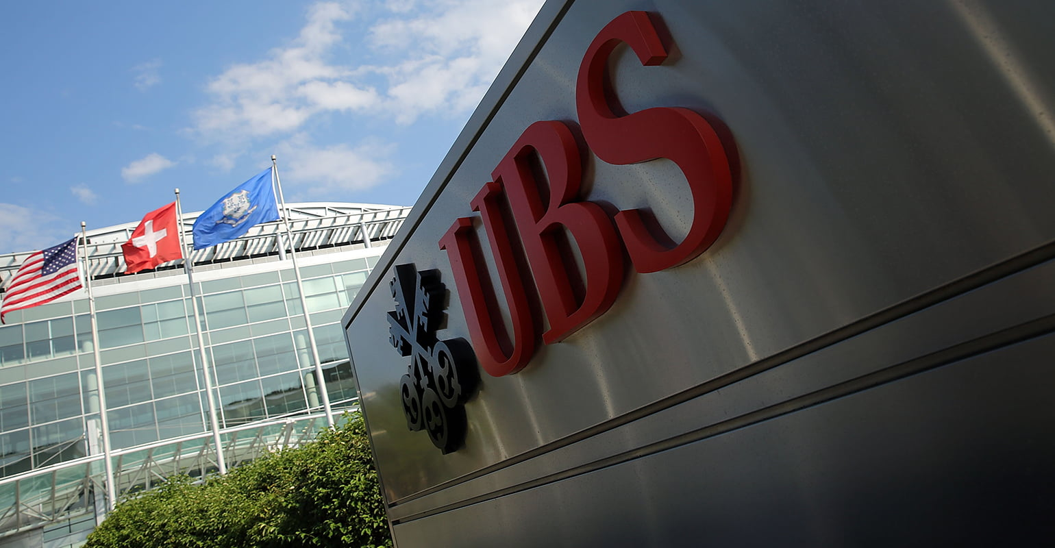UBS CEO Says Staff Who Don't Want Vaccine Can Work From Home