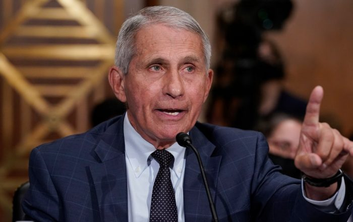 Dr. Fauci Says His Comments on Holiday Gatherings Were 'Misinterpreted'